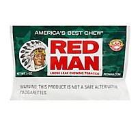 Red Man Chewing Tobacco - 3 Oz