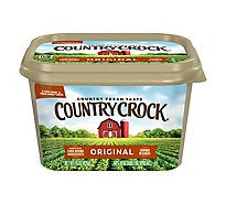 Country Crock Shedds Spread Buttery Spread 40% Vegetable Oil Original - 15 Oz