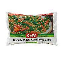 Birds Eye C&W Vegetables Mixed Ultimate Petite - 16 Oz