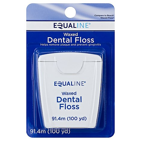 Signature Care Dental Floss Waxed - Each