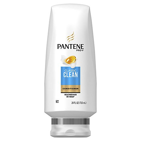 Pantene Pro V Conditioner Classic Clean - 25.4 Fl. Oz.