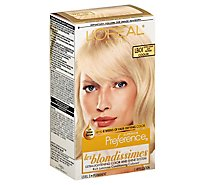 Superior Preference Les Blondissimes Extra Light Ash Blonde Lb01 - Each