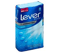 Lever 2000 Bar Soap Clean Rinsing Perfectly Fresh Original - 8-4 Oz