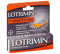 Lotrimin Anti Fungal Cream - .42 Oz