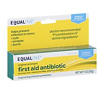 Signature Care Ointment Triple Antibiotic First Aid Original Strength - 1 Oz