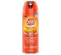 OFF! Active Insect Repellent I 6 oz
