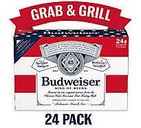 Budweiser Beer Can - 24-12 Fl. Oz.