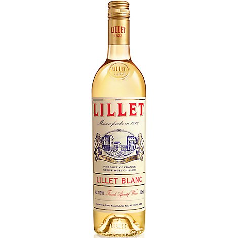 Lillet White Aperitif - 750 Ml