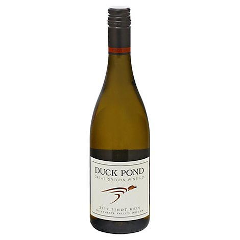 Duck Pond Pinot Gris - 750 Ml