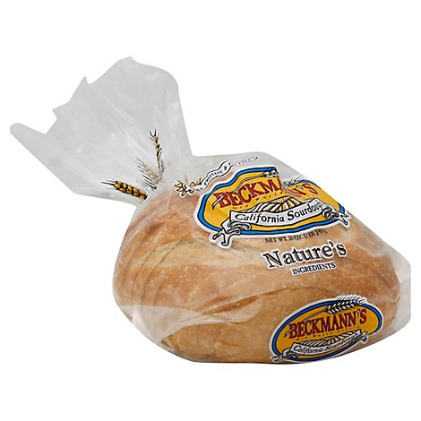 Beckmanns California Sourdough Bread - 16 Oz