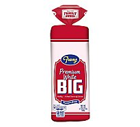 Franz Bread Premium Big White - 22.5 Oz
