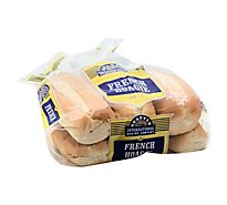 Seattle International Baking Company French Sandwich Rolls - 19 Oz