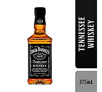 Jack Daniels Whiskey Tennessee Old No. 7 80 Proof - 375 Ml