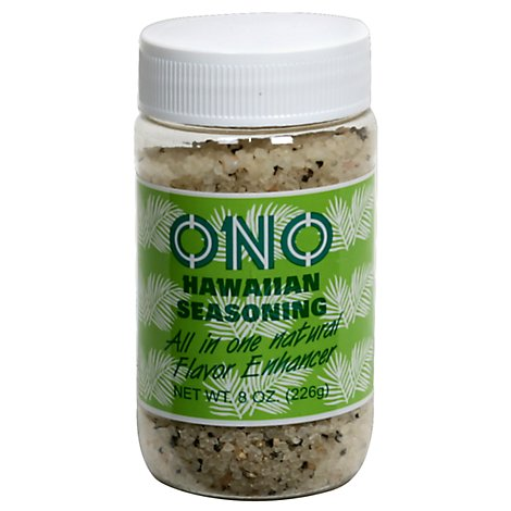 Ono Seasoning Hawaiian - 8 Oz