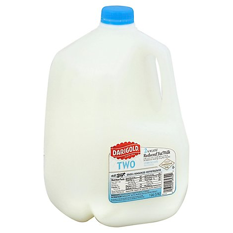 Darigold Milk Reduced Fat 2% - 1 Gallon