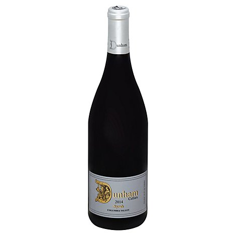Dunham Columbia Valley Syrah Wine - 750 Ml