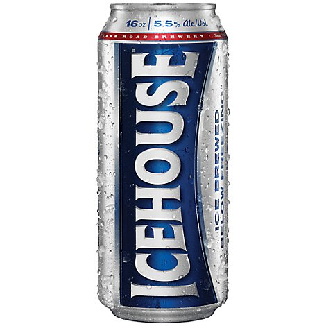 Icehouse Lager Beer Cans 5.5% ABV - 4-16 Fl. Oz.