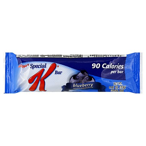 Special K Cereal Bars Blueberry - 0.81 Oz