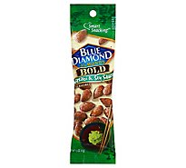 Blue Diamond Almonds Bold Wasabi & Soy Sauce - 1.5 Oz