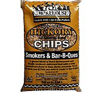 Lj Smoker Chips/Chunks Hickory - Each