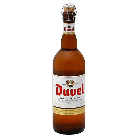 Duvel Belgian Golden Ale Bottle - 750 Ml