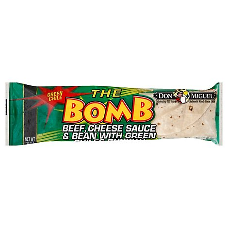 Pinata Spicy Beef & Bean Bomb - 14 Oz