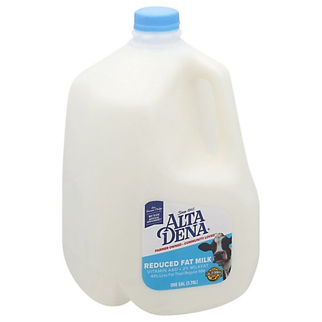 DairyPure Milk Reduced Fat 2% - 1 Gallon