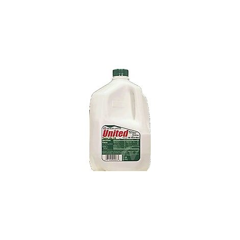 Umpqua Milk Fat Free Skim Rich - Gallon