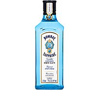 Bombay Sapphire Gin London Dry Distilled 94 Proof - 375 Ml