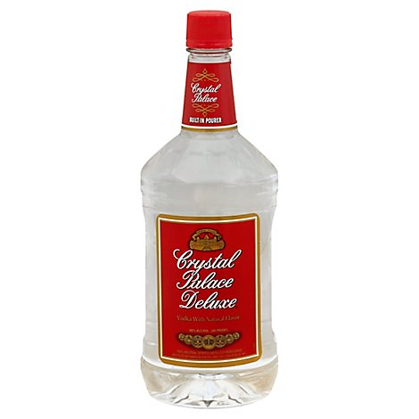 Walkers Vodka Crystal Palace 80 Proof - 1.75 Liter