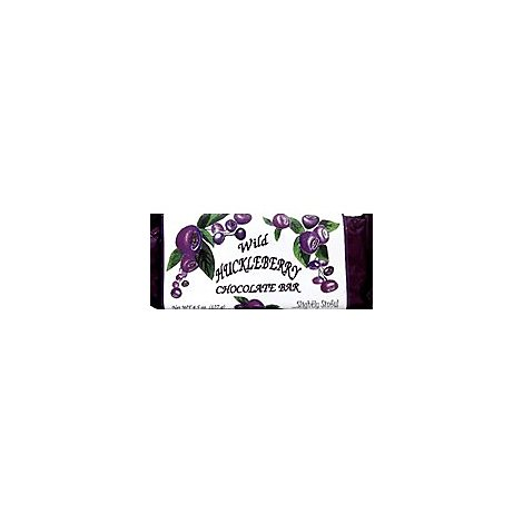 Huckleberry Bars - 4.5 Oz