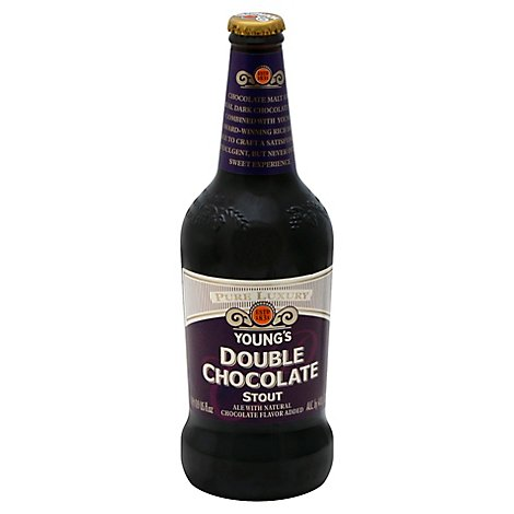 Youngs Double Chocolate Stout - 16.9 Fl. Oz.