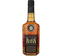 Black Velvet Reserve Canadian Whisky Bottle 80 Proof - 750 Ml