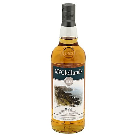 Mcclelland Islay Scotch - 750 Ml