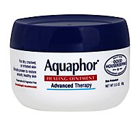 Aquaphor Healing Ointment Advanced Therapy - 3.5 Oz