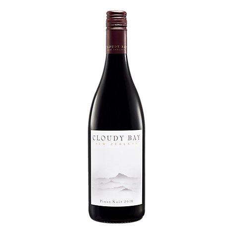 Cloudy Bay Marlborough Pinot Noir Wine - 750 Ml
