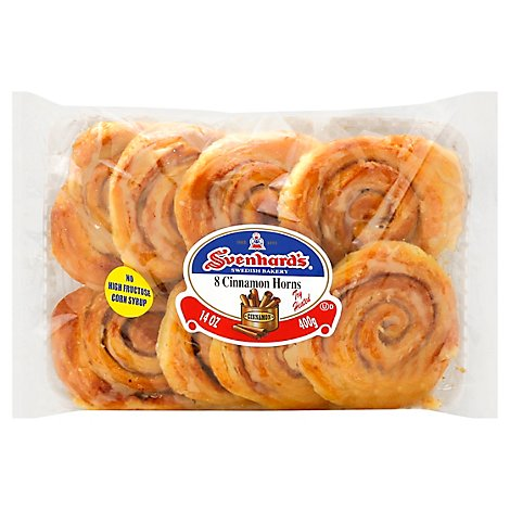Svenhards Cinnamon Horns - 8-14 Oz