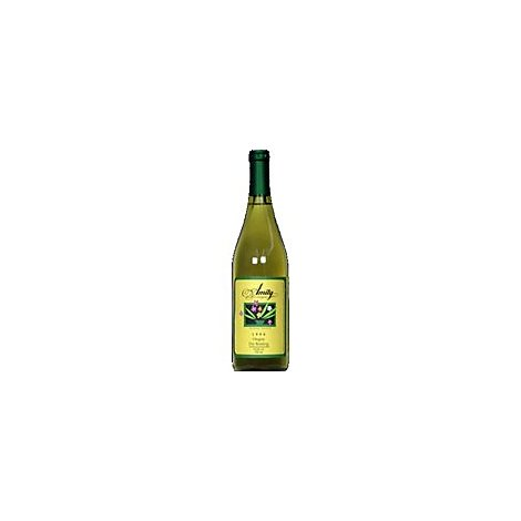 Amity Willamette Valley Riesling Wine - 750 Ml