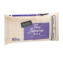 Signature Kitchens Rice Jasmine Thai Long Grain - 5 Lb