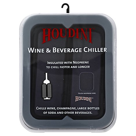Houdini Wine & Beverage Red Chiller - Each