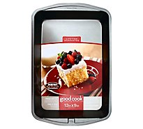 Good Cook Cake Pan Oblong 13in x 9in - Each