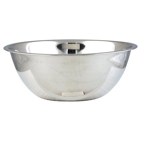 Good Cook Mixing Bowl Stainless Steel 2.5 Quart - Each