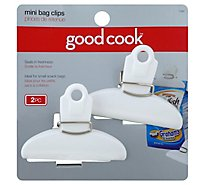 Good Cook Clips Mini Bag - 2 Count