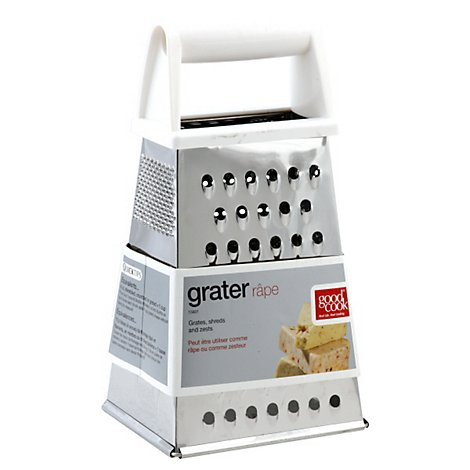 Good Cook Grater Shreds And Zests - Each