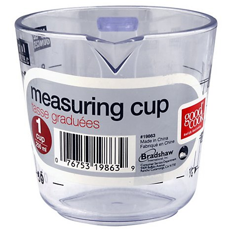 Good Cook Measuring Cup 250 Ml - Each