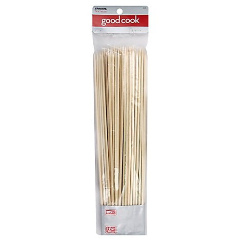 Good Cook Skewers Bamboo 12in - 100 Count