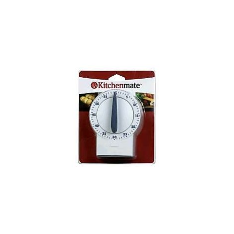 Good Cook Long Ring Deluxe Timer With Base - Each