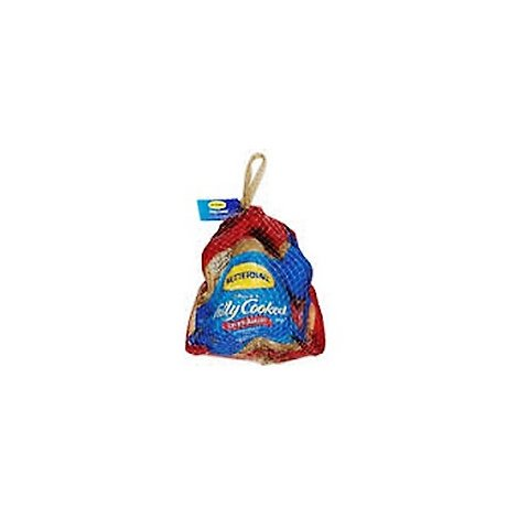 Butterball Whole Turkey Baked Fully Cooked Frozen - 10 Lb