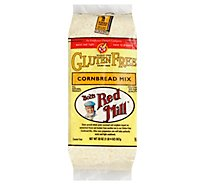 Bobs Red Mill Bread Mix Gluten Free Corn Bread - 20 Oz