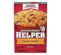 Betty Crocker Hamburger Helper Three Cheese Box - 6 Oz
